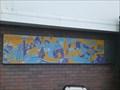 Image for Asda Wolstanton Mural - Wolstanton, Newcastle-under-Lyme, Staffordshire.