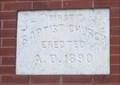 Image for 1890 -- First Baptist Church of Dallas -- Dallas TX