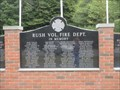 Image for Rush Fire Memorial - Lawton, PA
