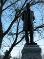 Image for Abraham Lincoln statue - Burlington, WI