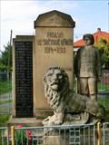 Image for Combined World War Memorial - Semtes, Czech Republic