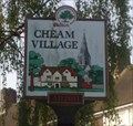 Image for Cheam Village Sign, Cheam Village, Surrey, UK