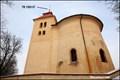 Image for TB 1303-37 Budec - kostel (rotunda) Sv. Petra a Sv. Pavla (Central Bohemia)