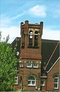 Image for Carnegie United Methodist Church Bell Tower - Carnegie, PA