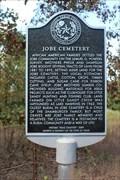 Image for Jobe Cemetery