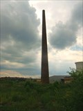 Image for Lonely Chimney - Kladno-Konev, Czech Republic