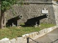 Image for Topa u ulazu u hrvatski pomorski muzej, Split, Croatia