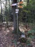 Image for Wegweiser zum Schreckensee - Altshausen, BW, Germany