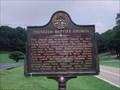 Image for Ebenezer Baptist Church - GHM 061-3 -  Gilmer Co., GA