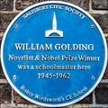 Image for LITERATURE: William Golding 1983 - Salisbury, UK
