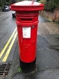 Image for Victorian Pillar Box - Lovelace Road - Surbiton - London - UK