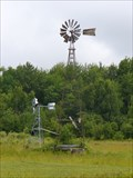 Image for Old Windmill and its Offspring  - near Beaverton, Ontario