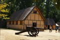 Image for Jamestown Fort Thatch- Jamestown Settlement VA