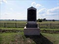Image for 15th Massachusetts Infantry Monument - Gettysburg, PA