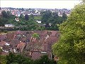 Image for View from the Keep of the Castle Ruin - Laufenburg, AG, Switzerland
