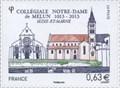 Image for Timbre de la collégiale Notre-Dame - Melun, France
