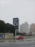 Image for Av Dr Arnoldo Temperature Sign - Sao Paulo, Brazil