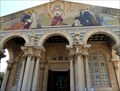 Image for Mosaic on the Facade of the Church of All Nations - Jerusalem, Israel