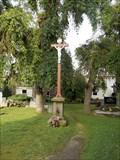 Image for Centrální kríž hrbitova / Central Cross the Churchyard - Horaždovice, okres Klatovy, CZ