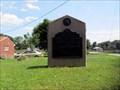 Image for Battery D, 2nd U.S. Artillery - US Regulars Tablet - Gettysburg, PA