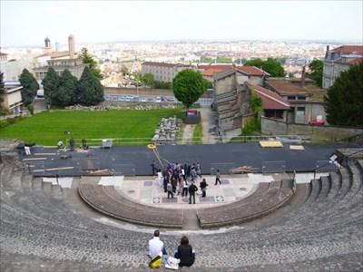 Le musée gallo-romain de Fourvière - Lyon