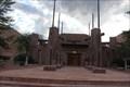 Image for Navajo Tribal Council Chamber -- Window Rock AZ