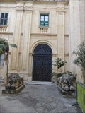 Image for Prince Alfred's Courtyard Lions - Valletta, Malta
