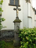 Image for Cross at Catholic Church St. Martin Flerzheim - NRW / Germany