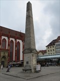 Image for Obelisk Fountain - Wurzburg, Germany