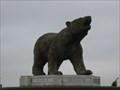 Image for The Polar Bear Memorial - The National Memorial Arboretum, Croxall Road, Alrewas, Staffordshire, UK