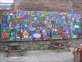 Image for Royal Mile primary School Mural, Edinburgh. United Kingdom