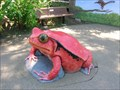Image for Huge Tomato Frog