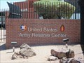 Image for William C. Barnes United States Army Reserve Center - Phoenix, AZ