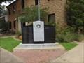 Image for Columbus Volunteer Fire Department Memorial - Columbus, TX