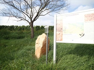 one of many geological info stations
