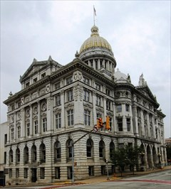 Westmoreland County Courthouse - Greensburg, Pennsylvania - U S