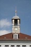 Image for Glockenturm des Rathauses - Bischofswerda, Lk. Bautzen, Sachsen, D