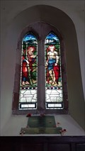 Image for Memorial Window - St Andrew - Wroxeter, Shropshire