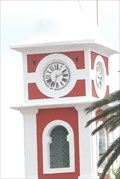 Image for Arsenal Tower Clock - Mahon, Spain