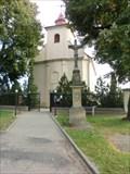 Image for Churchyard Cross - Hrubcice, Czech Republic