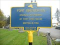 Image for Fort Brewerton - Brewerton, New York, USA