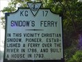 Image for Snidow's Ferry