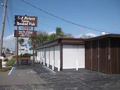 Ted peters famous smoked fish south pasadena fl for Ted peters smoked fish