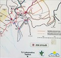 Image for Zimni turisticka mapa lyzarskych tras - Mikulov - Nove Mesto, zastavka CD / okres Teplice, CZ