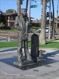 Image for The Lone Sailor Maritime Memorial - Long Beach, CA