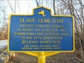 Image for Slave Cemetery