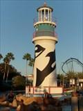 Image for Landlocked Lighthouse - Sea World - Florida, USA.