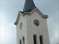 Image for Hodiny na kostele - Cestlice, okres Praha-východ, CZ