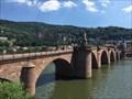 Image for Nr. 210 - Alte Brücke und Schloss - Heidelberg, Germany