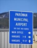 Image for Parowan Municipal Airport ~ Parowan, Utah